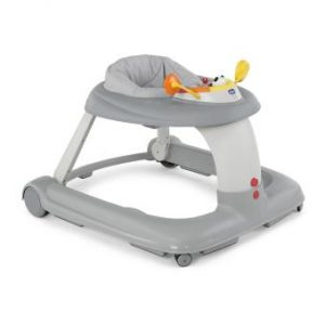 trotteur Chicco 1 2 3 Argents