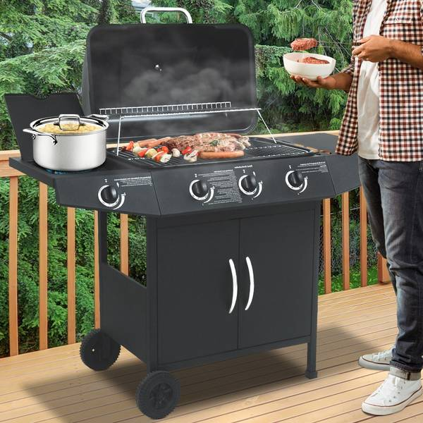 guide d'achat barbecue gaz