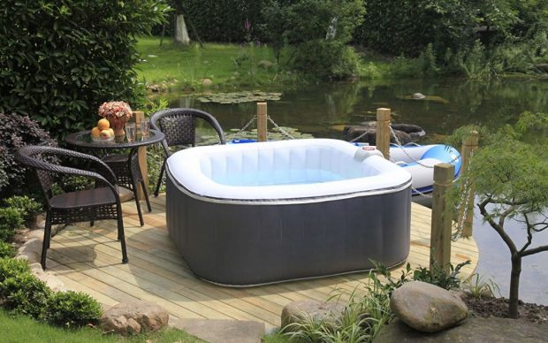 tests et avis jaccuzi gonflable